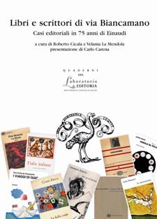 libri e scrittori Einaudi cop 70