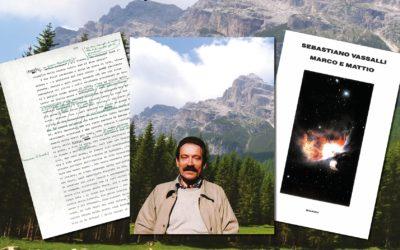 """""""Il romanzo di una valle"""": Dolomiti di carta in mostra con il caso editoriale di Marco e Mattio di Sebastiano Vassalli"""