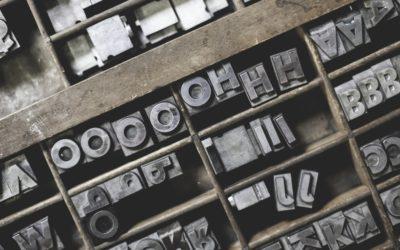 La stampa a caratteri mobili secondo Tallone