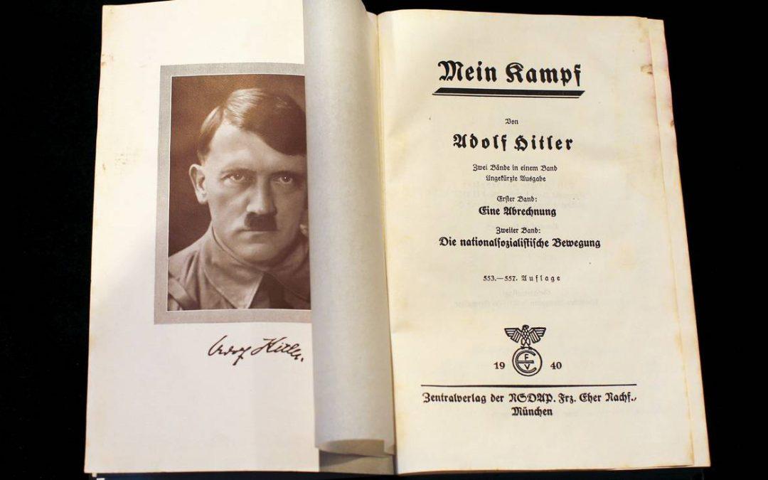 Mein Kampf: storia di un'editoria sommersa