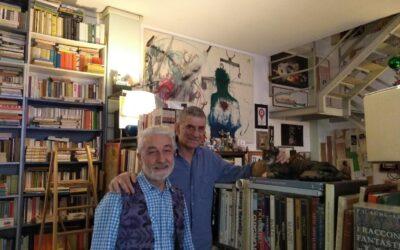 Libreria d'occasione Simon Tanner
