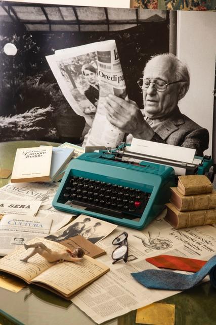 Livio Garzanti, i taccuini di un grande editore